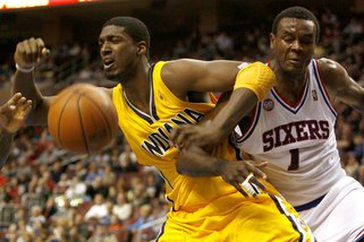 76ers' Dalembert: It was about time