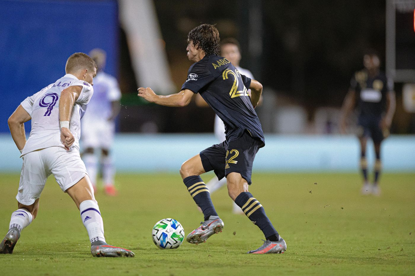 Union finish second in MLS tournament group after 1-1 tie with Orlando City