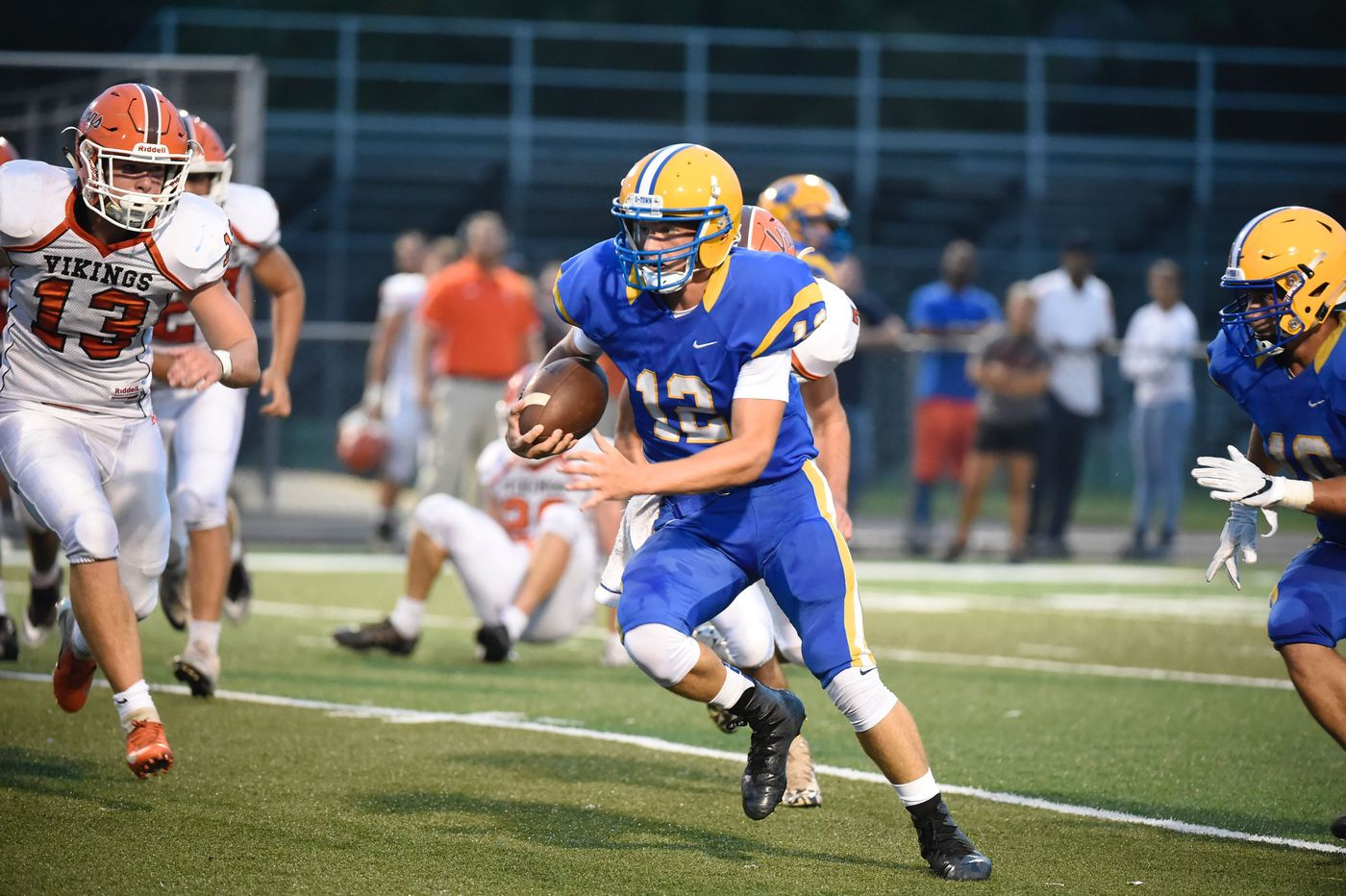 Luke Davis, Downingtown East ready for another battle with Downingtown West