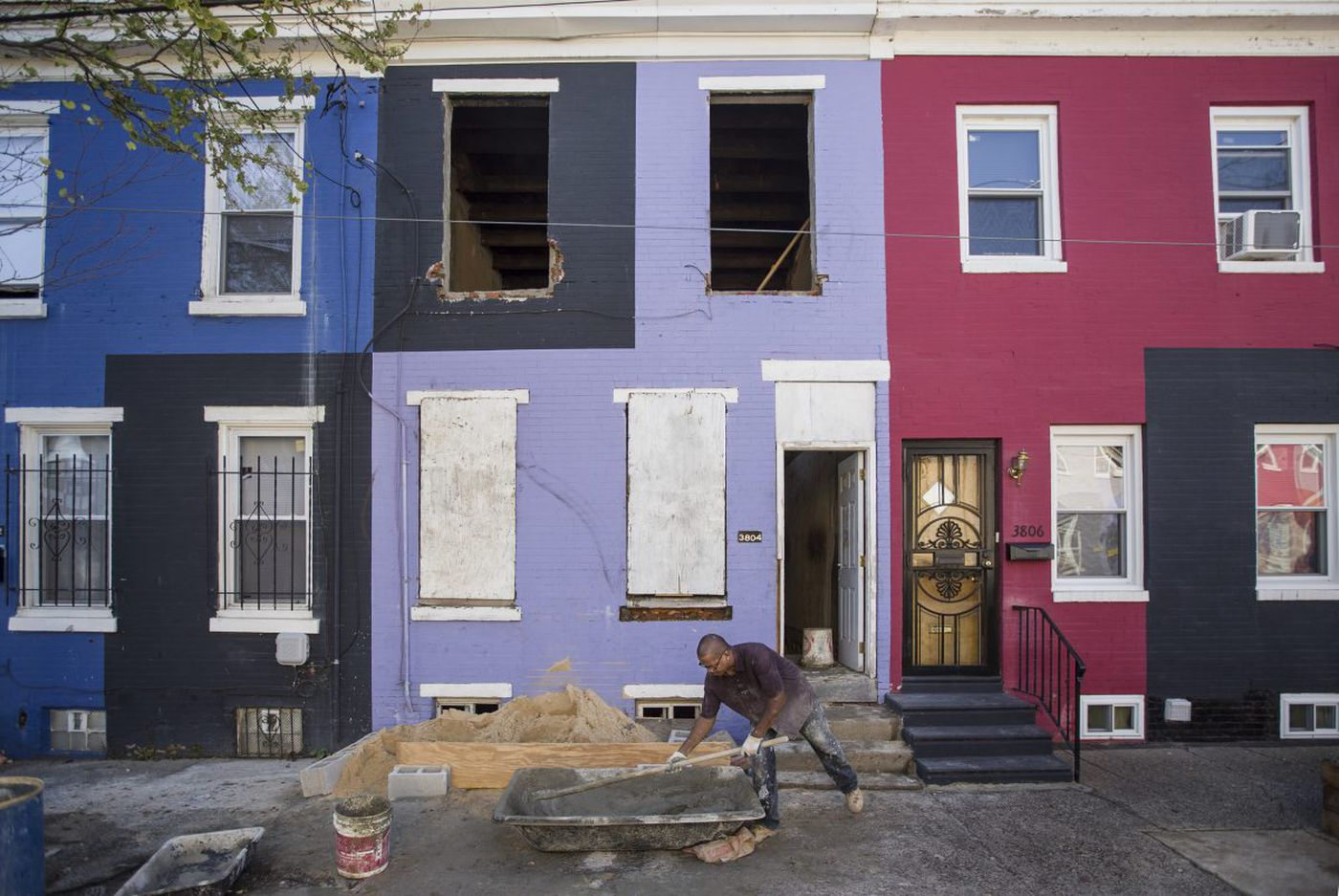 An 'uncomfortable' life: Philly still America's poorest big city