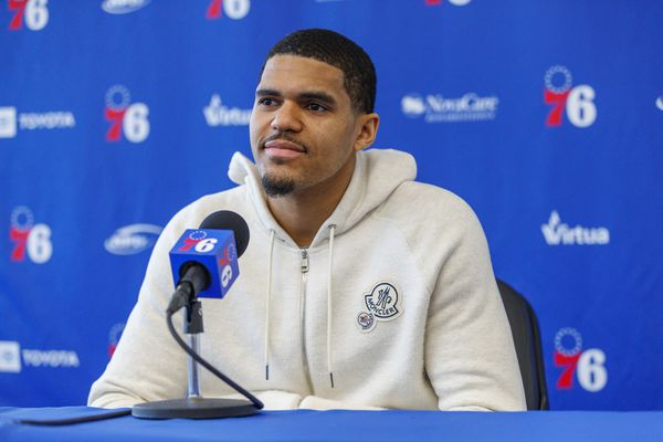 Tobias Harris to re-sign with Sixers on five-year, $180-million deal
