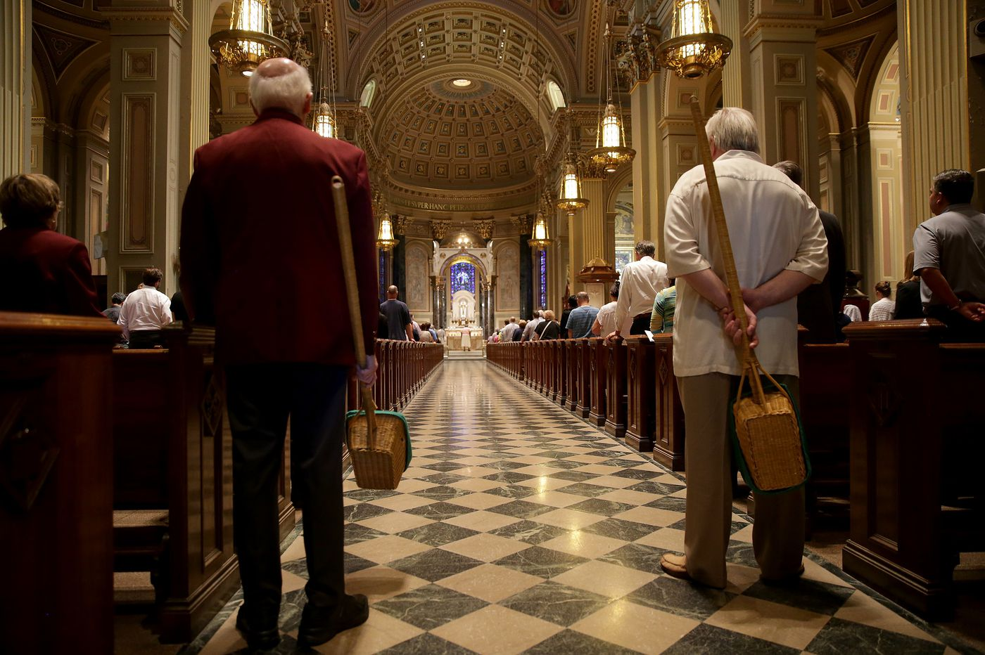 Why, despite the Catholic Church's problems, I still go to Mass | Opinion