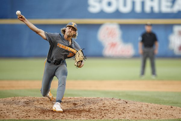 Phillies stockpile relief pitchers in draft, pick hard-throwing Andrew Schultz out of Tennessee