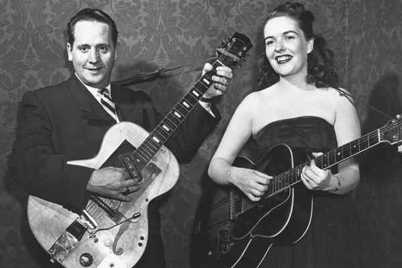 Guitar legend, 'architect of rock 'n' roll' Les Paul dies at 94