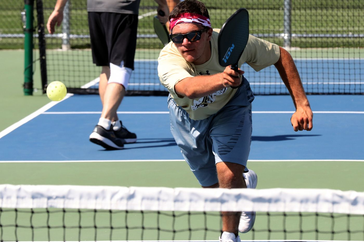Ocean City and the most cutthroat pickleball game at the Jersey Shore