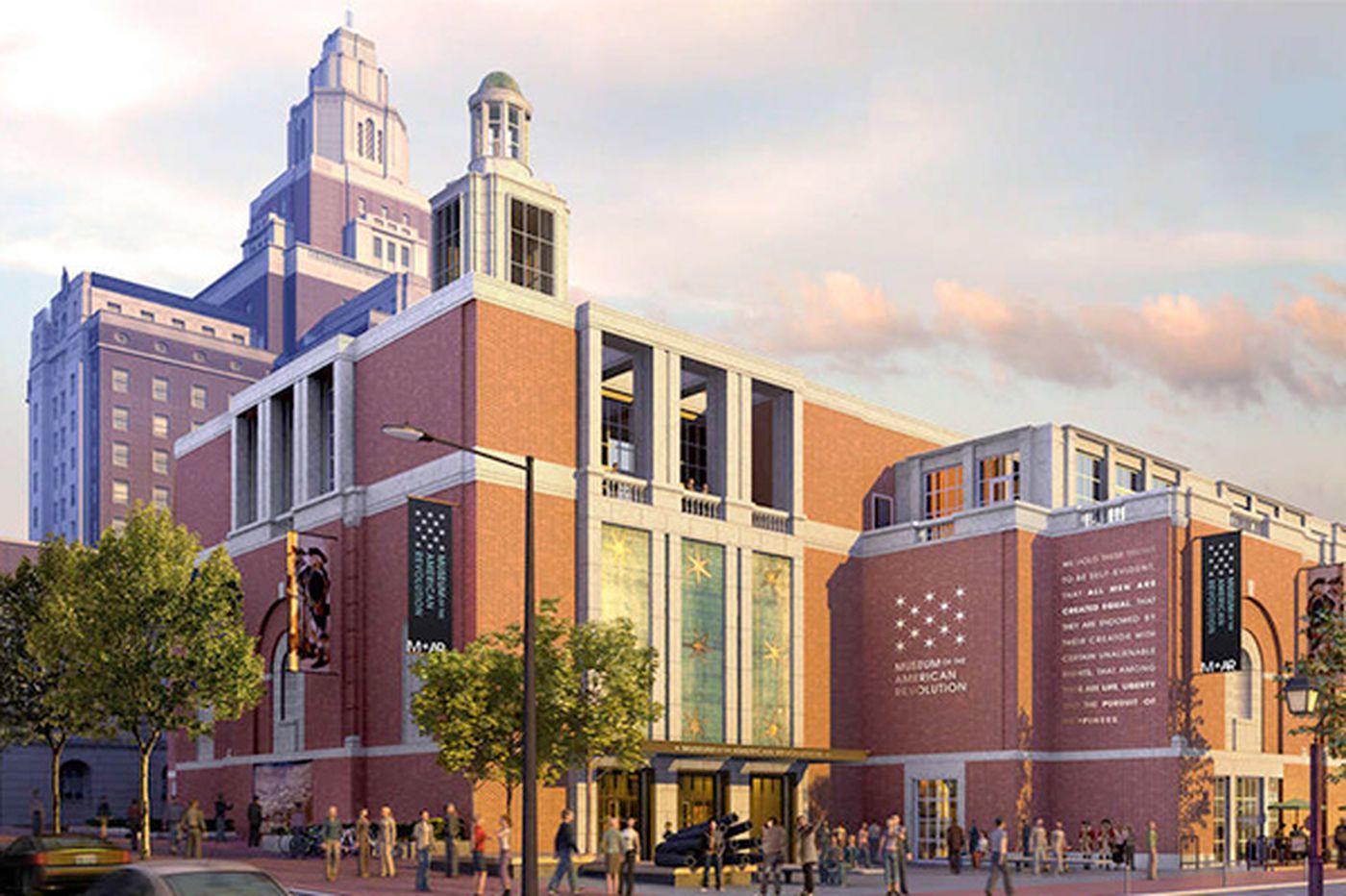 Changing Skyline: Stern rebuke: City tells museum architect to try again