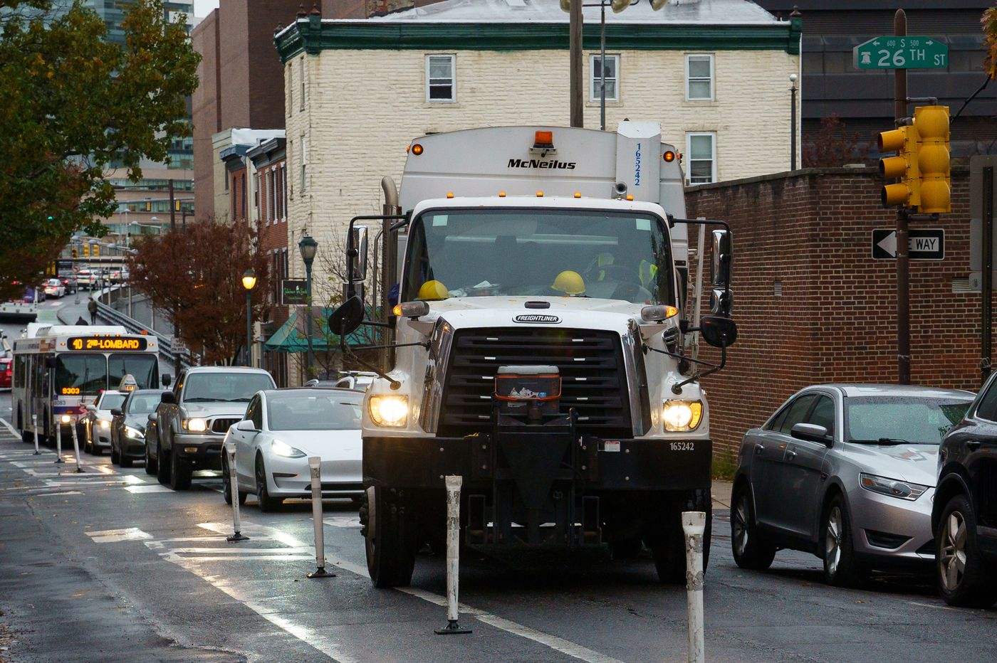 Philly's trash truck drivers cost taxpayers millions; Inside the first Trump impeachment hearing | Morning Newsletter