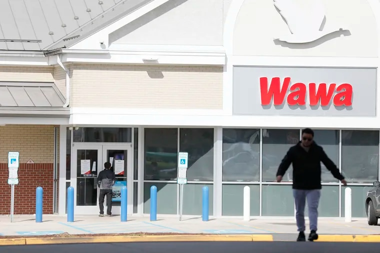 Wawa is adding self-checkout kiosks to its convenience stores that let customers buy coffee and hoagies without the help of a cashier.