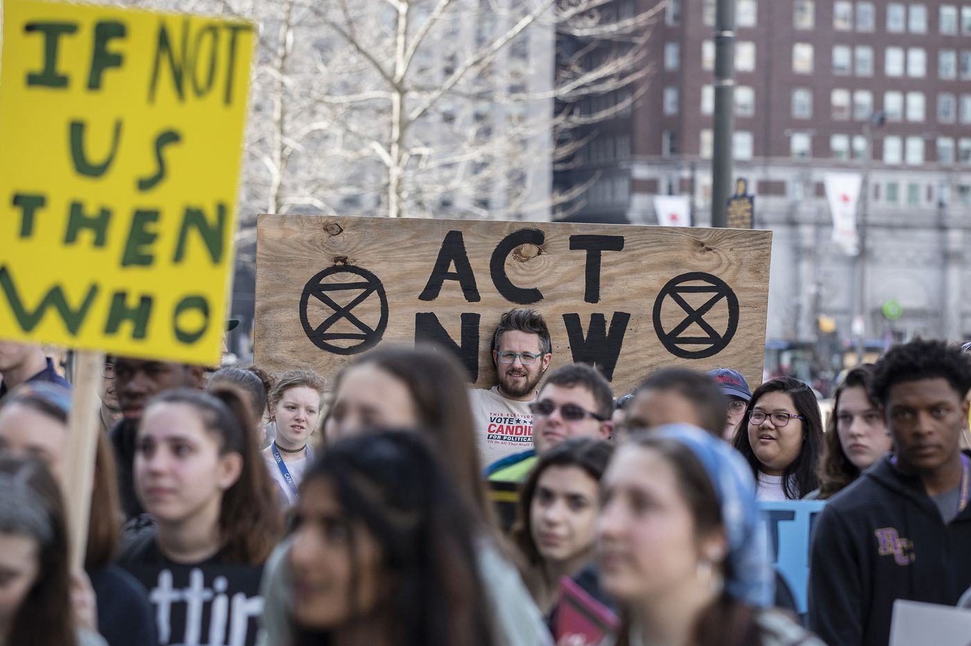 How climate change became a Democratic litmus test in the 2020 campaign