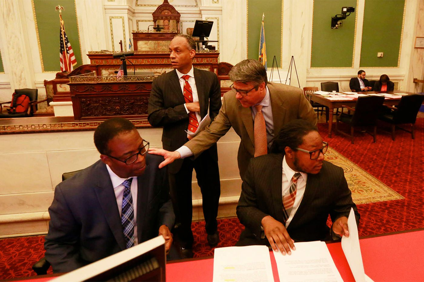 Tea leaves in the soda tax vote: Darrell Clarke's grip on City Council loosens