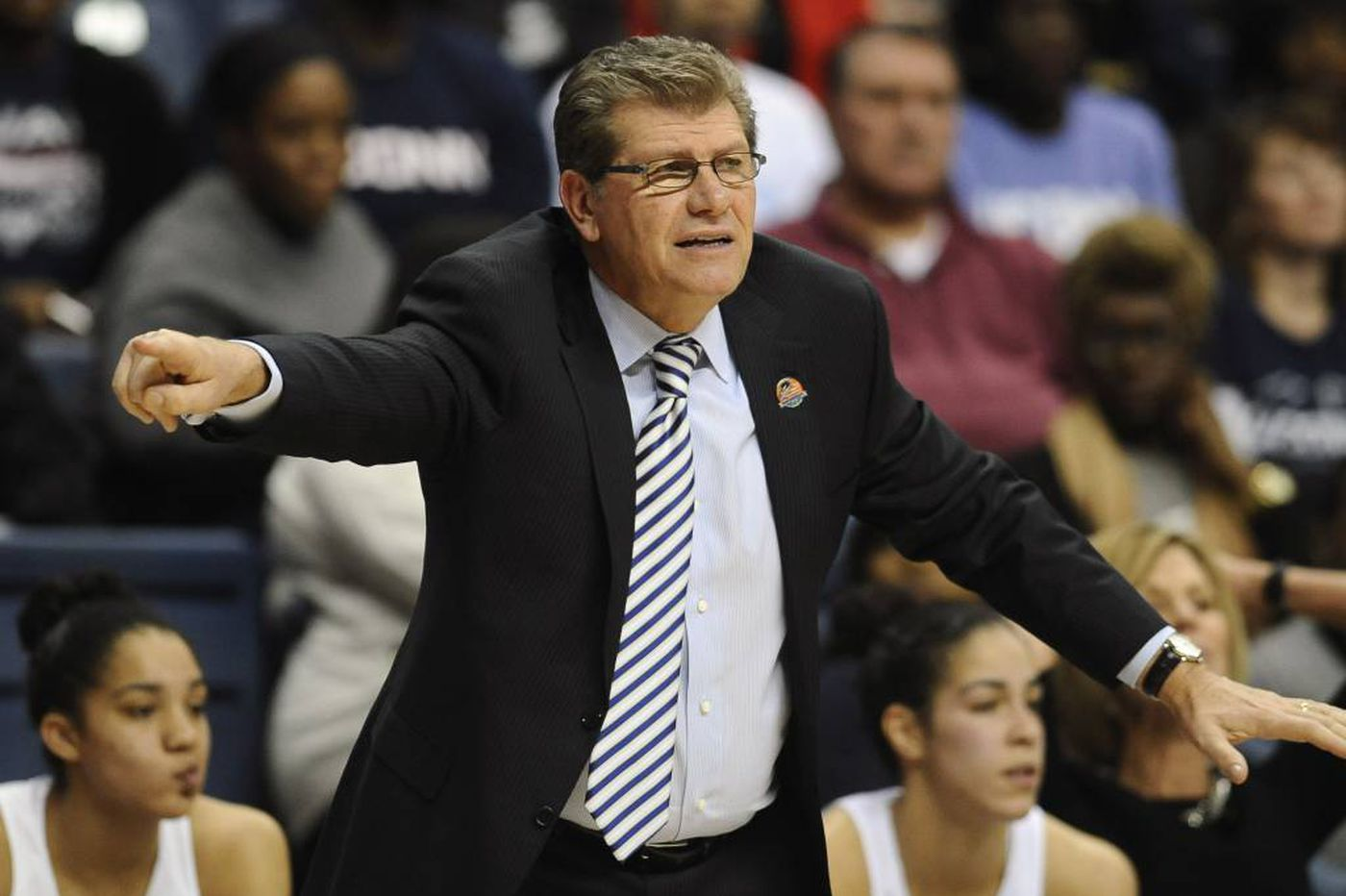 Staley, Auriemma and McGraw share Philly experiences