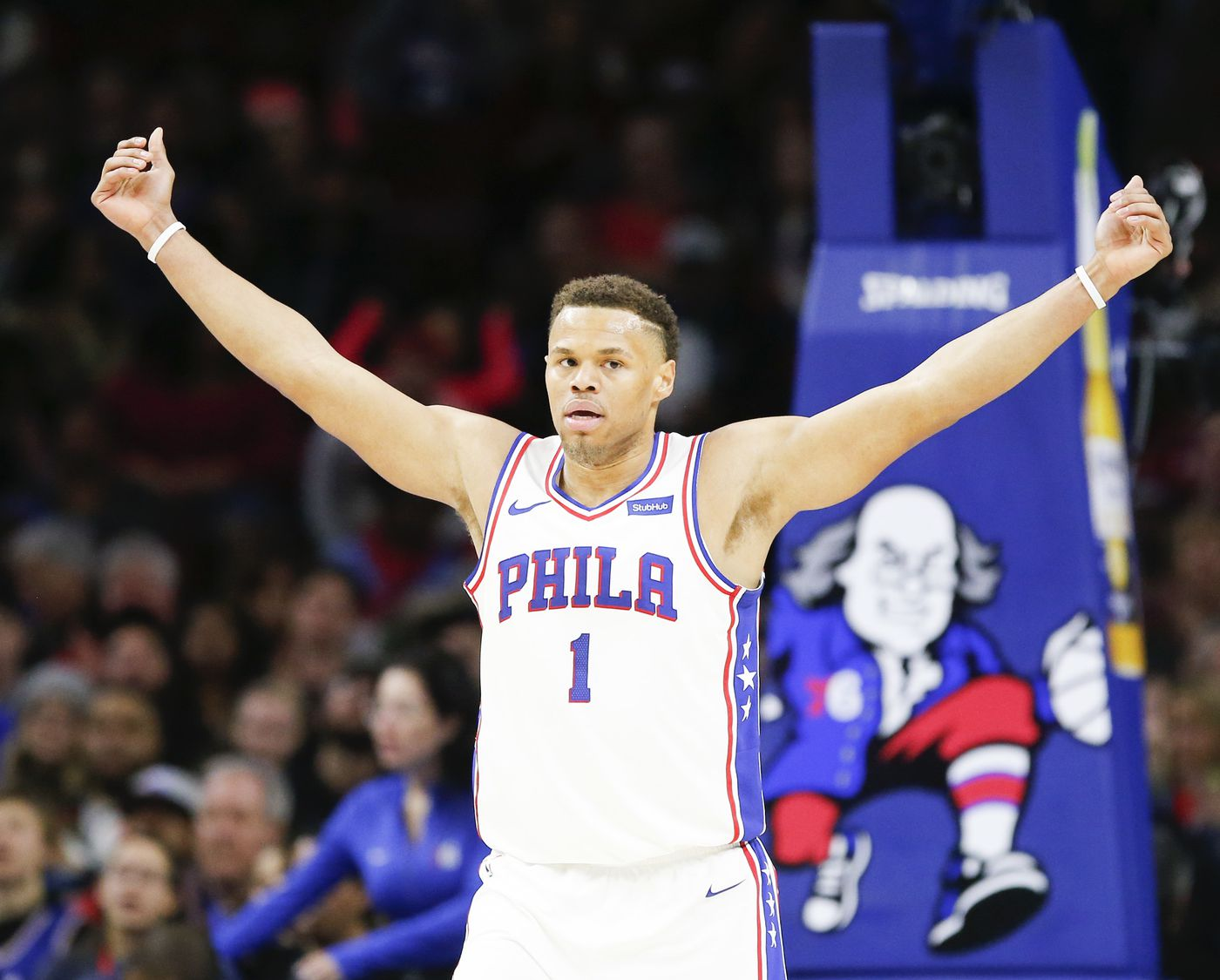 Sixers' Justin Anderson has leg surgery to deal with recurring shin splints