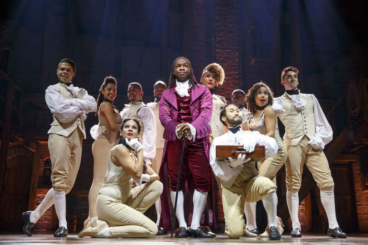 Kimmel Center is advising 'Hamilton' fans to look out for 'overpriced, and in some cases fraudulent' tickets