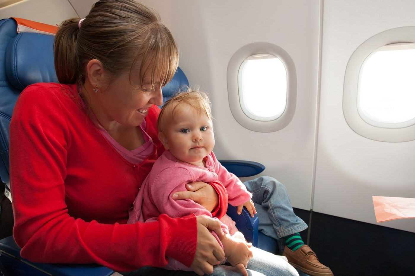 After Southwest incident, should child safety seats be required on airplanes?