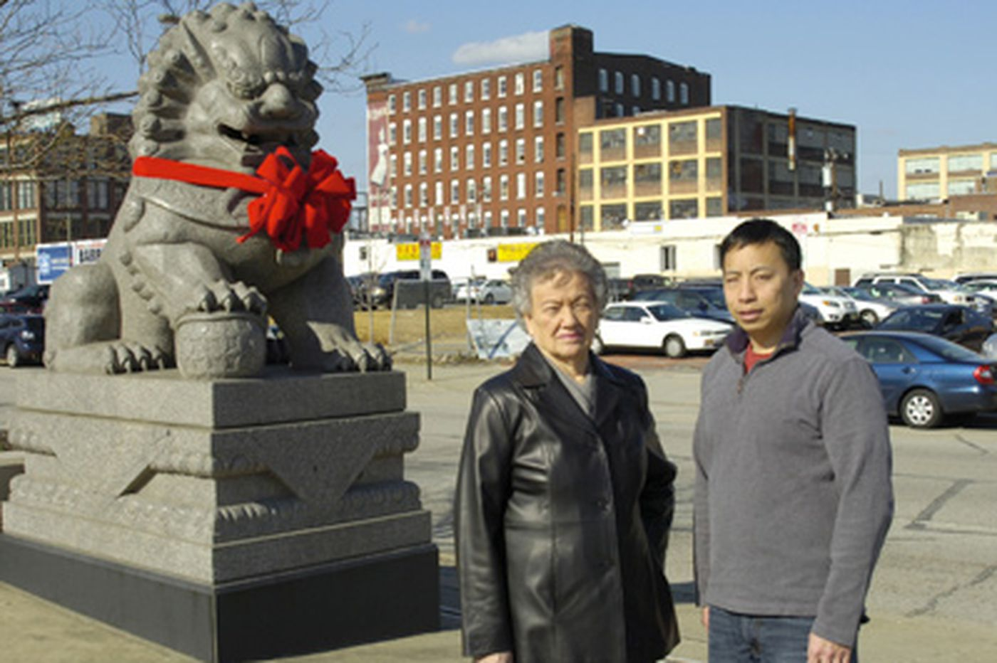 Towering ambitions for Chinatown