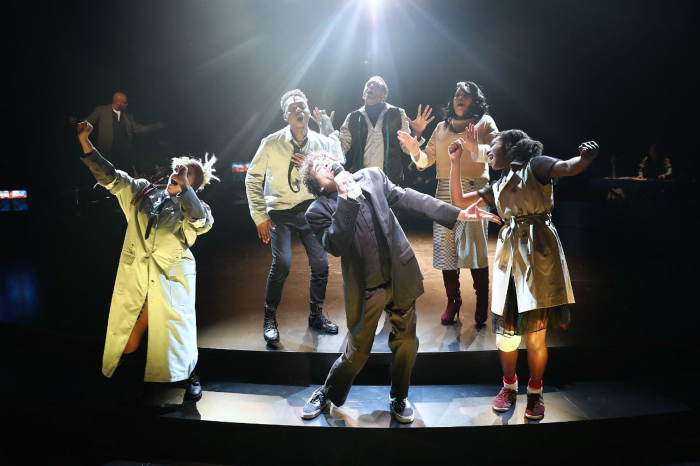 'Passing Strange' at the Wilma: Updated, rocking tale of Youth's quest for identity