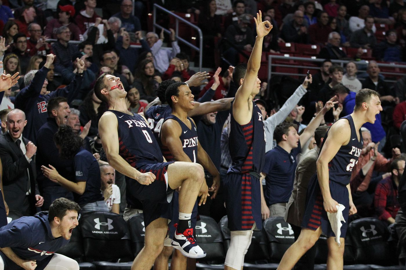 Penn beats Temple to win at least a share of the Big 5 title