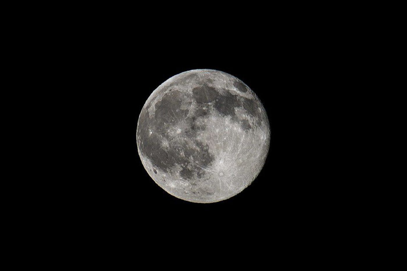 Catch the last full moon of the year at 12:12 a.m. on 12-12