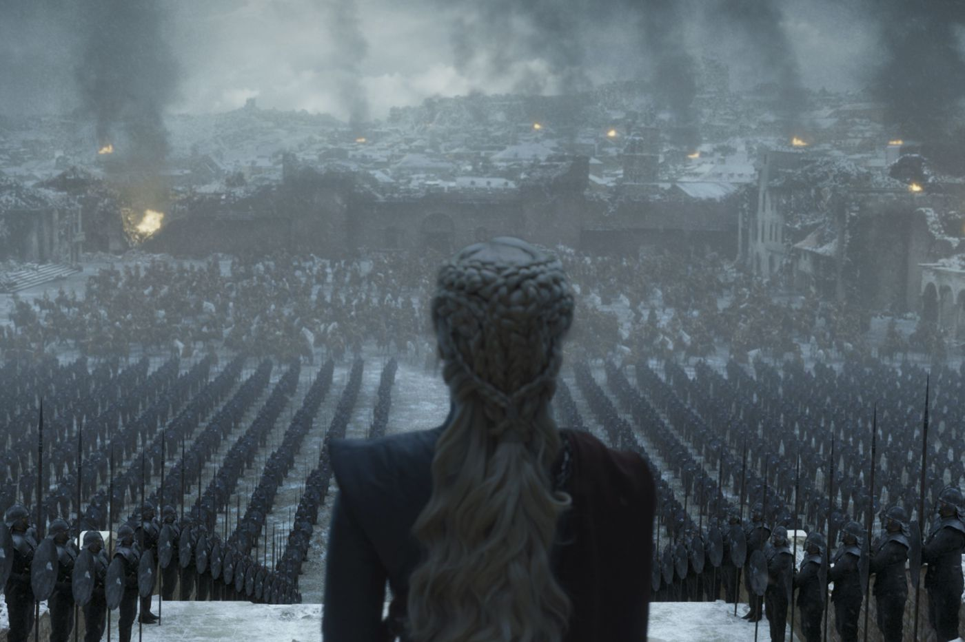 'Game of Thrones' finale: We may not all like it, but at least we'll be together