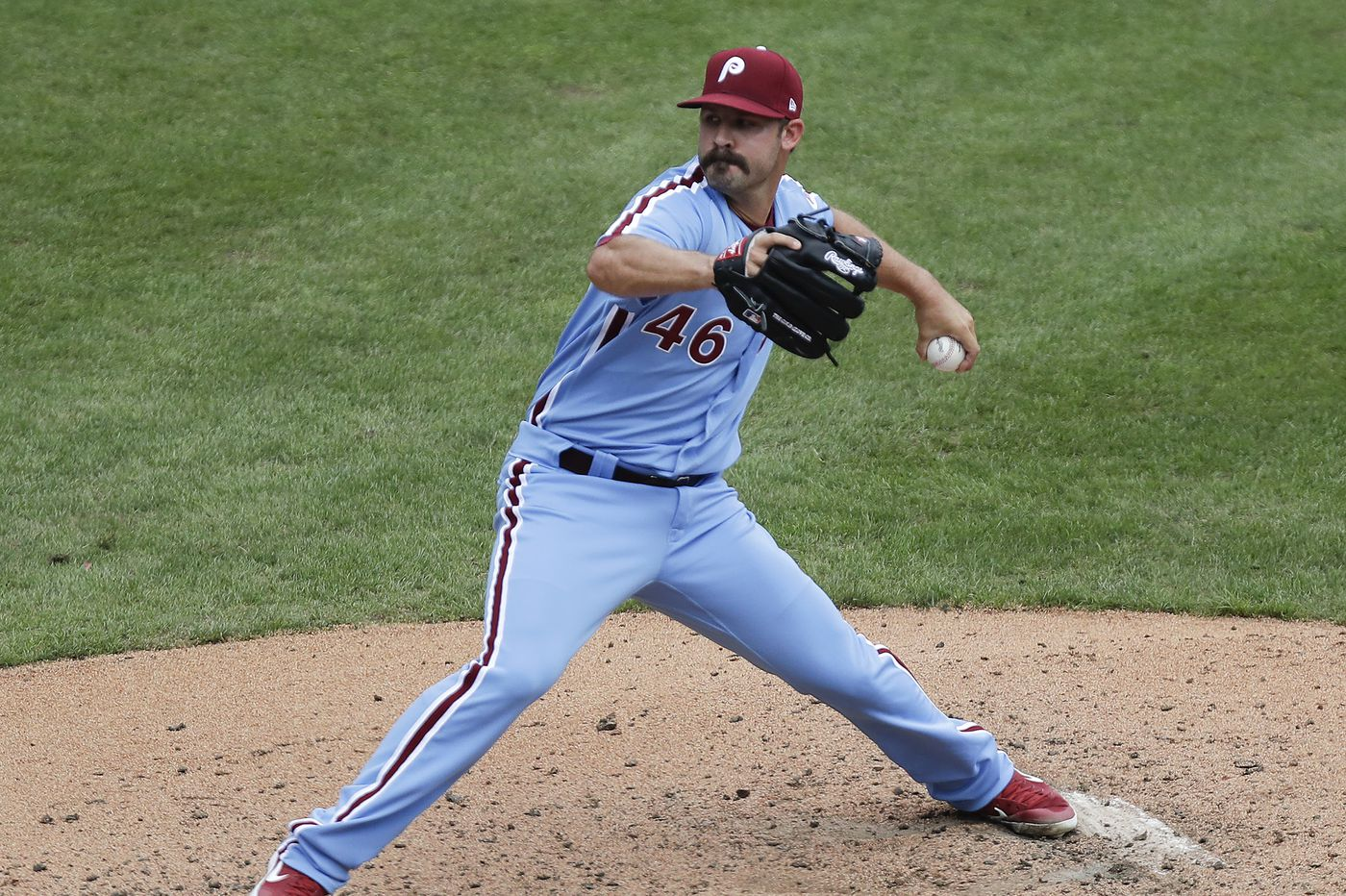 Phillies reliever Adam Morgan says he is healthy, but out of rhythm | Extra Innings
