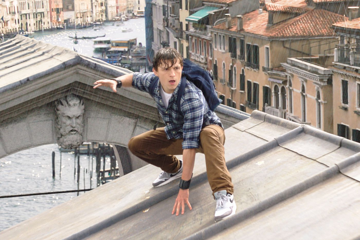 'Spider-Man: Far From Home': Peter Parker's European vacation is kind of fun
