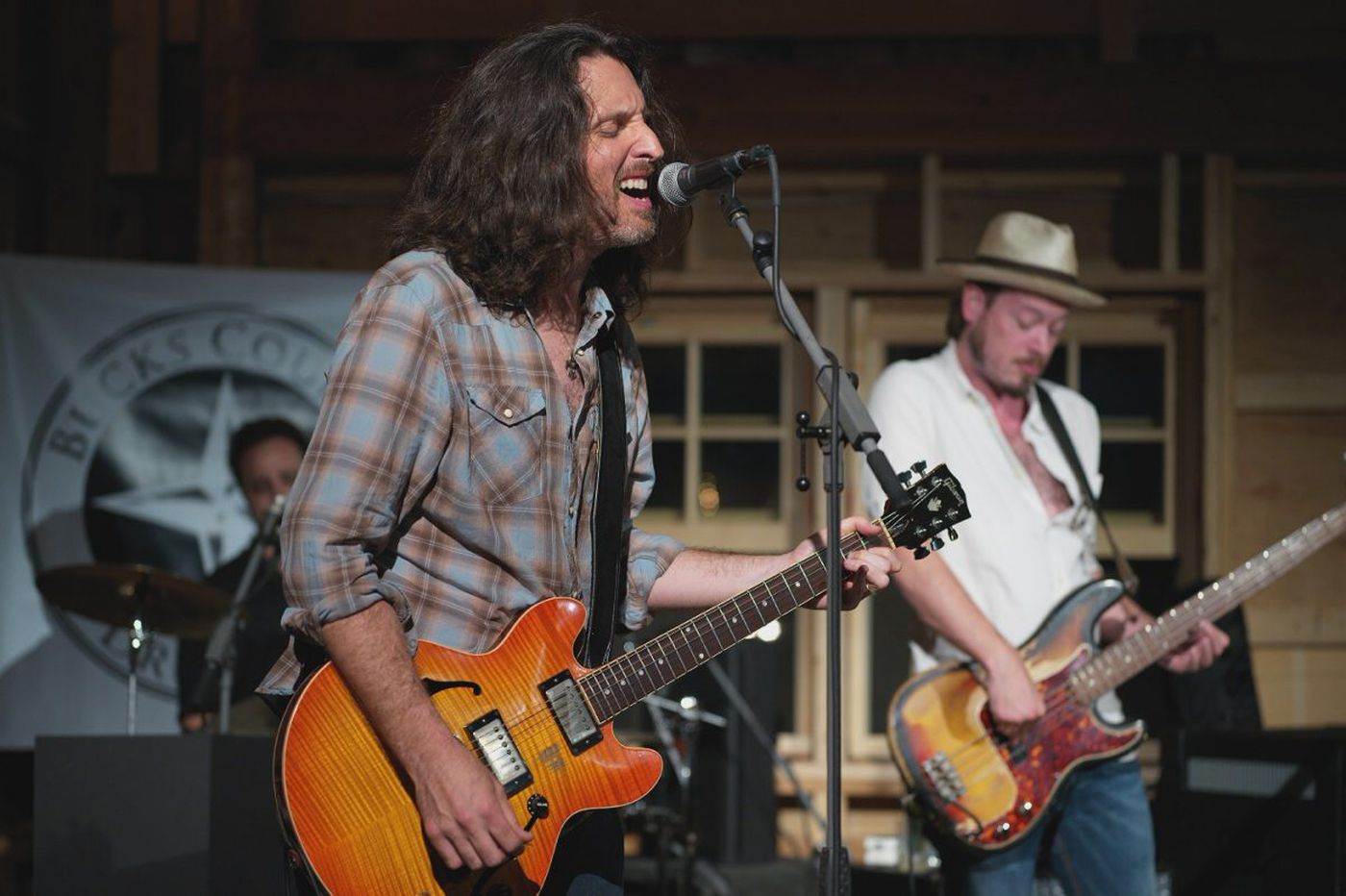This secret Bucks County farm is hosting some of the best bluegrass acts in the country