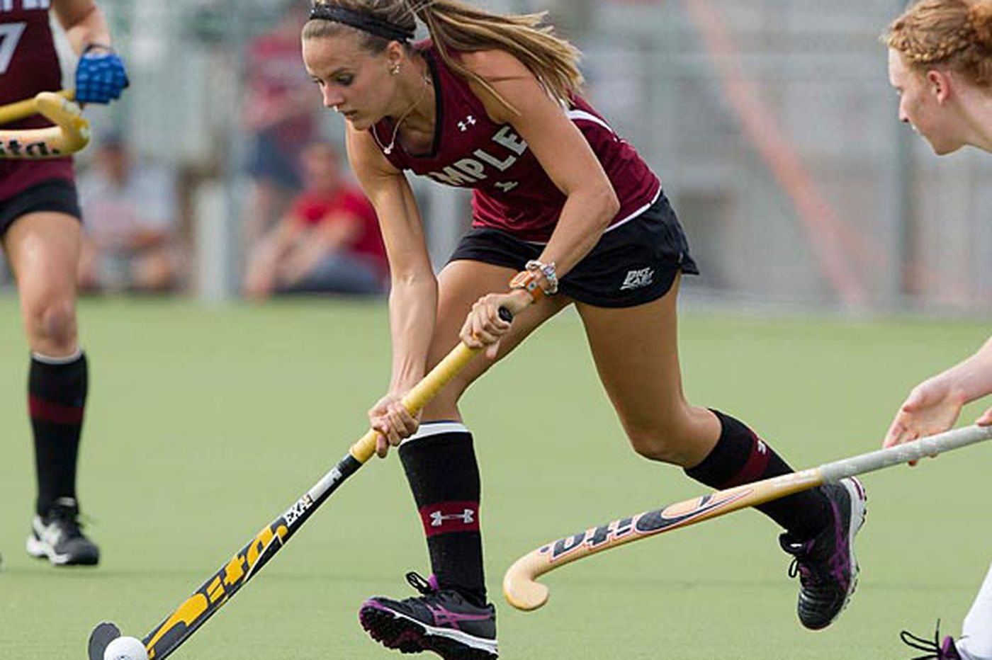 Temple's Youtz is all-American in field hockey