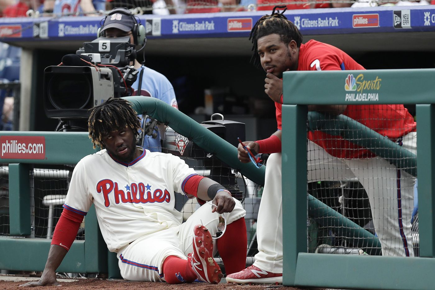 How much can the Phillies spend this offseason? | Extra Innings