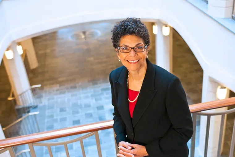 Phoebe A. Haddon, the dean of the University of Maryland's law school, has been named to be the next chancellor of Rutgers University's Camden campus.