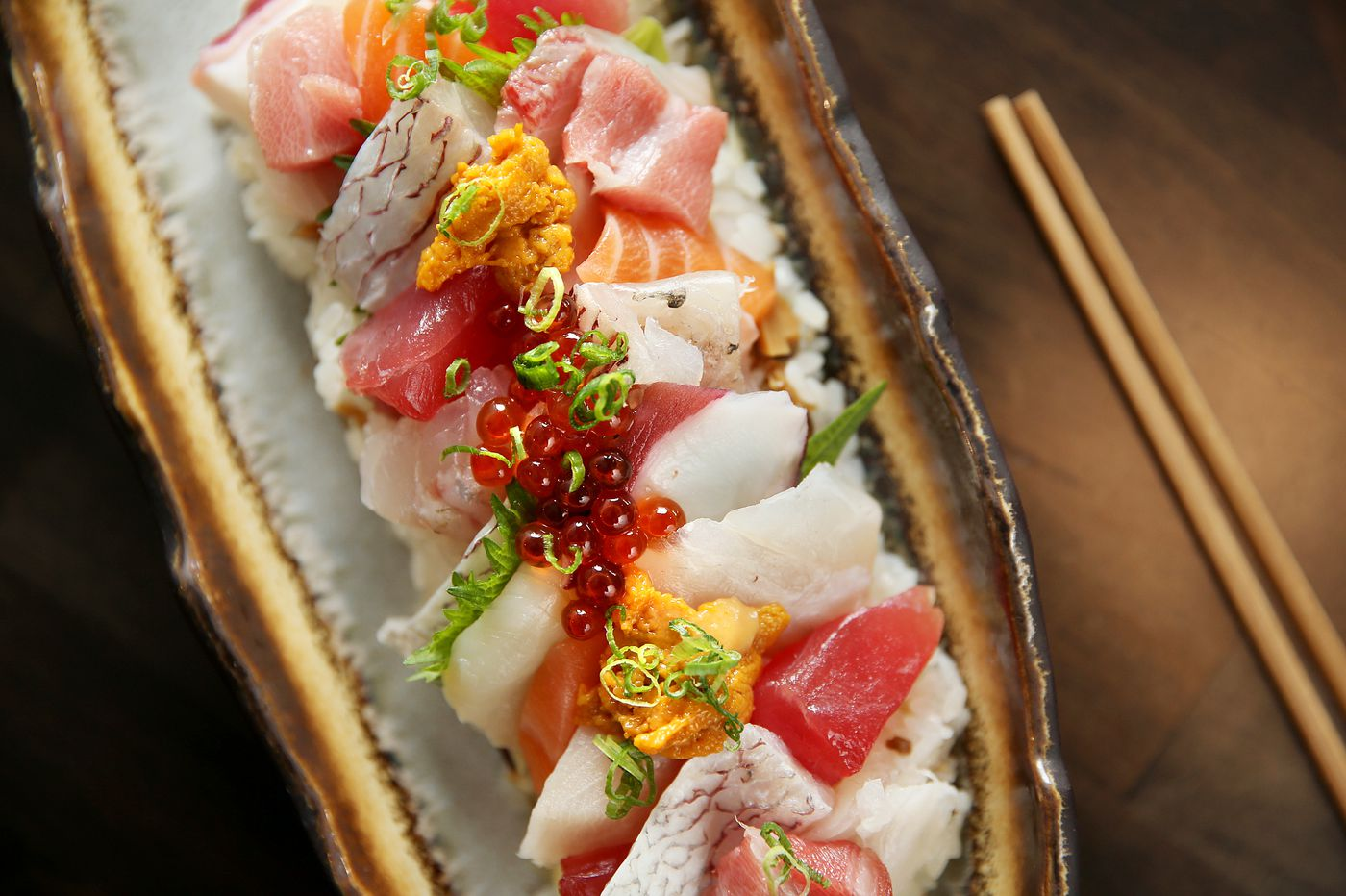 Sushi Hatsu review: Ambitious sushi, and a fresh start for chef, now in downtown Ambler