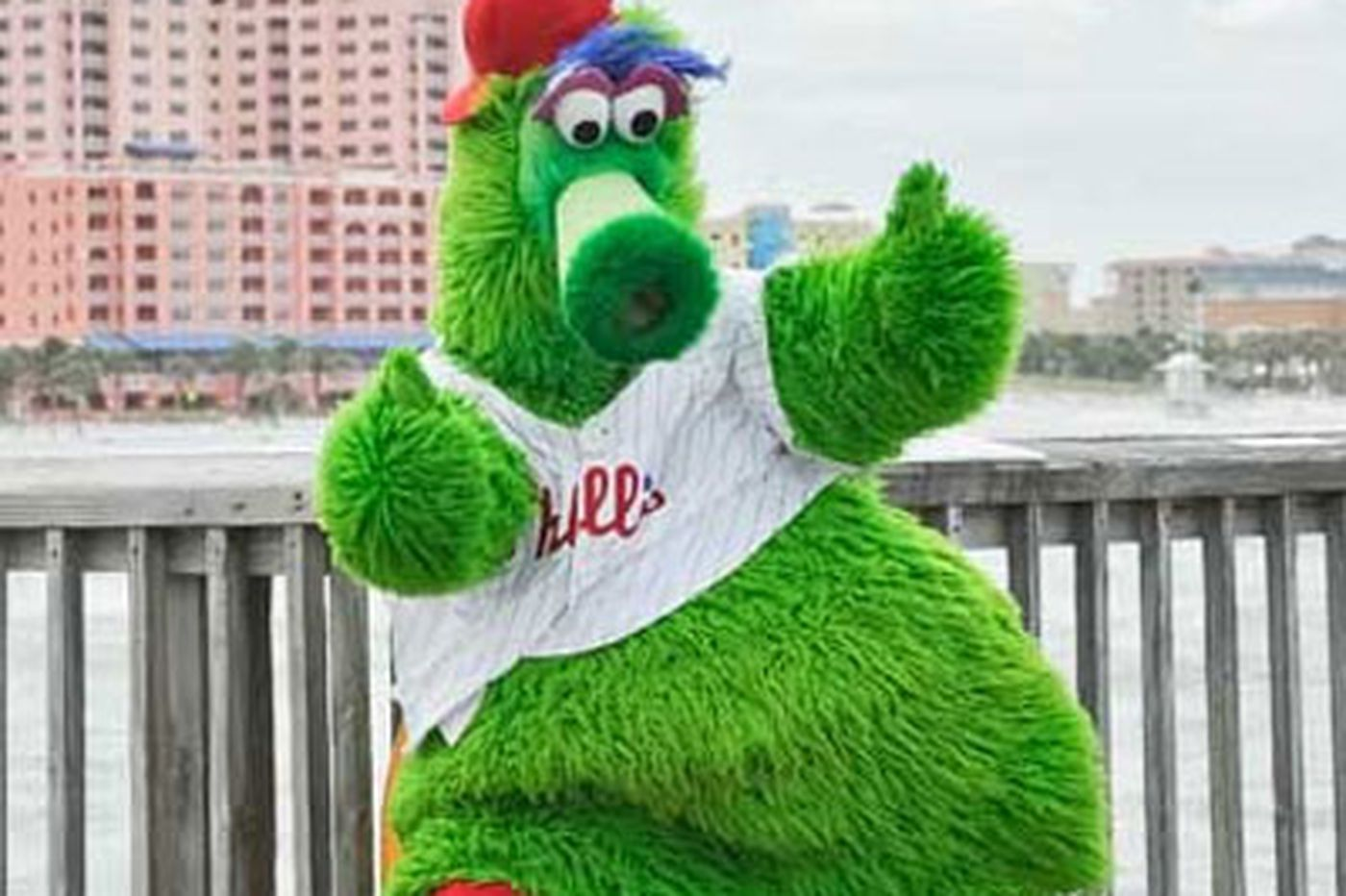 Phanatic sued by Abington woman over alleged pool horseplay