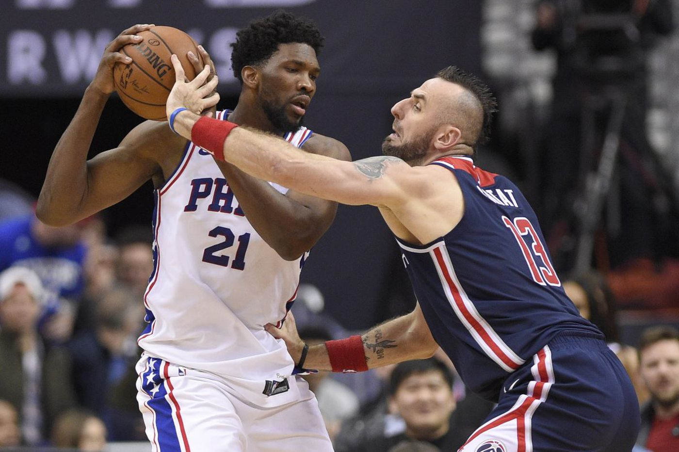 Sixers' playoff positioning battle in the Eastern Conference standings about to face critical juncture