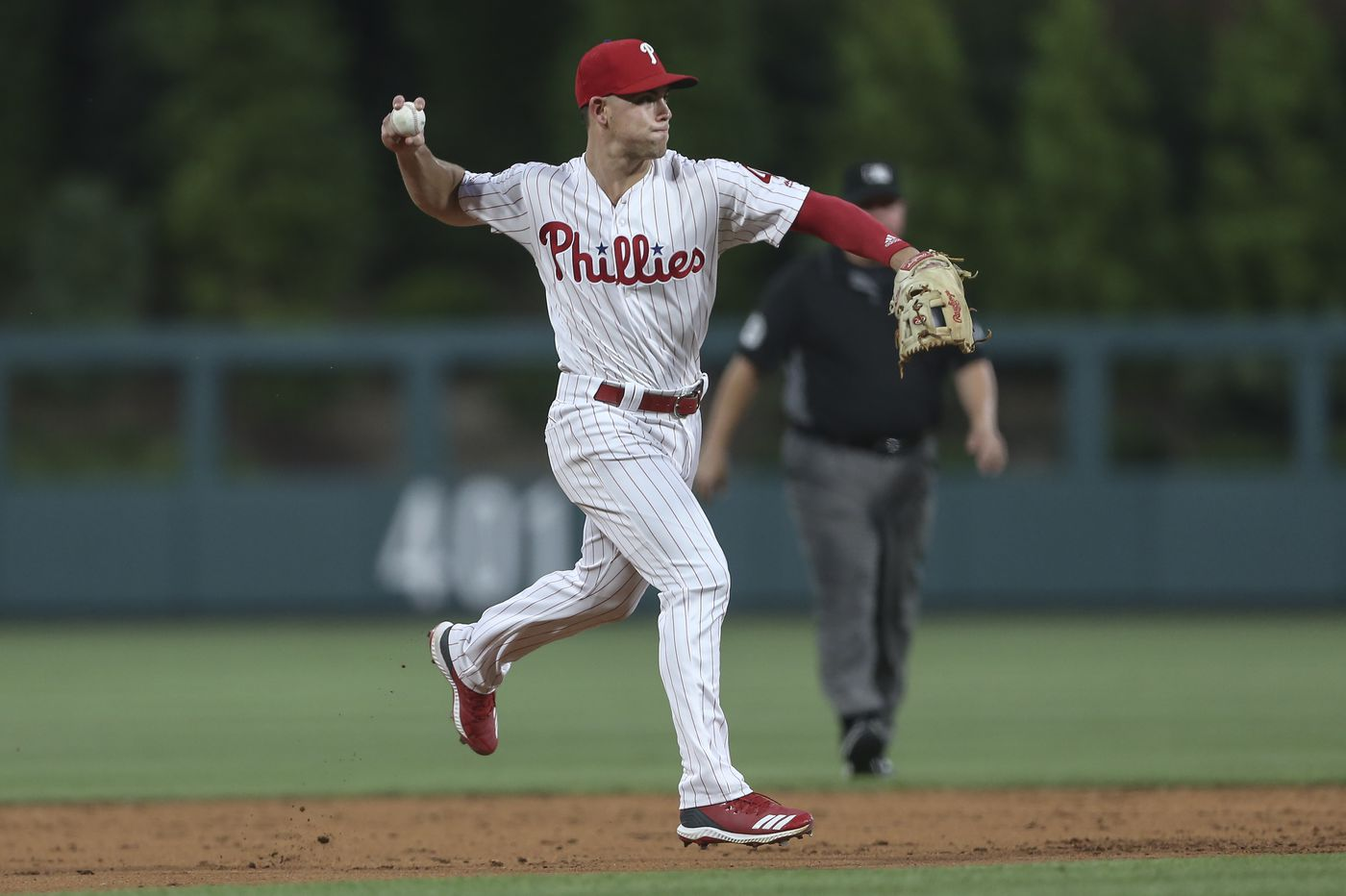 Scott Kingery gives Phillies multiple roster-building options. But what's his best position? | Scott Lauber