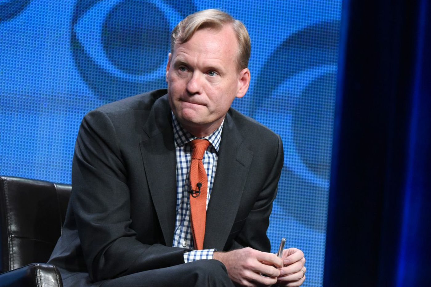 John Dickerson to replace Charlie Rose on 'CBS This Morning'