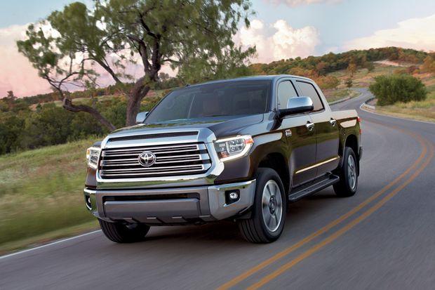 2018 Toyota Tundra: A fresh look with a ride 'em cowboy ride | Scott Sturgis