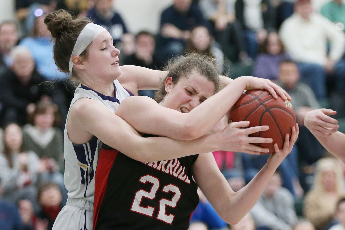 Archbishop Carroll holds off Mount St. Joseph in PIAA Class 5A opener