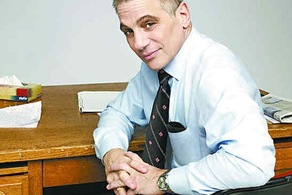 Tony Danza reflects on a year in a Northeast High classroom for 'Teach'