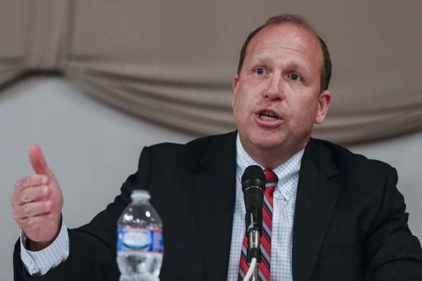 Montgomery County Democrats call on Sen. Leach to resign