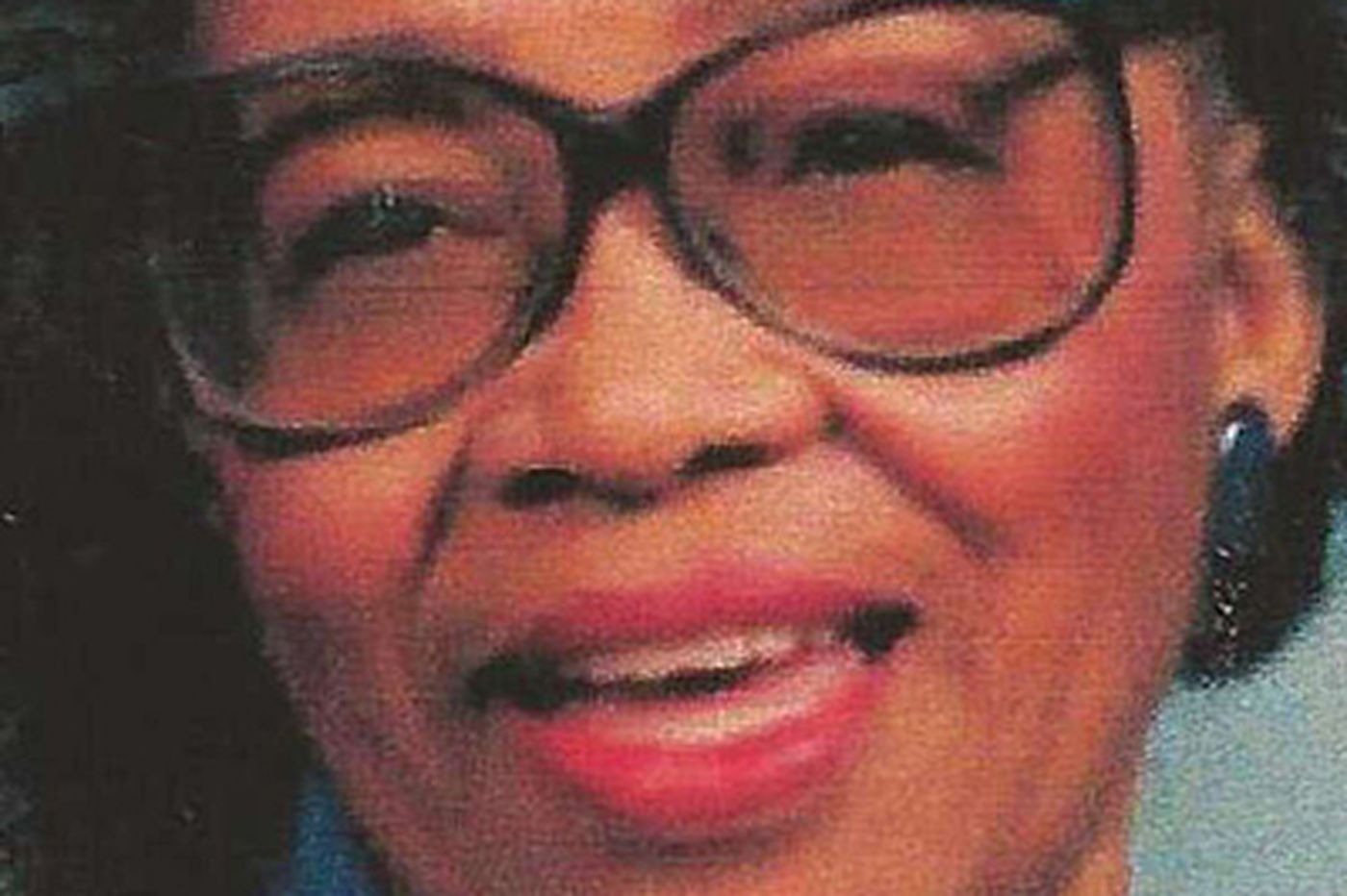 Janyce Taylor, 91, welfare case worker and veteran of a segregated black postal battalion in World War II.