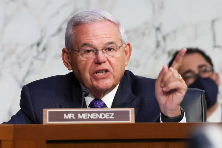 Sen. Robert Menendez (D., N.J.) is pushing for Democrats' new social spending bill to include a restoration of the State and Local Tax Deduction.