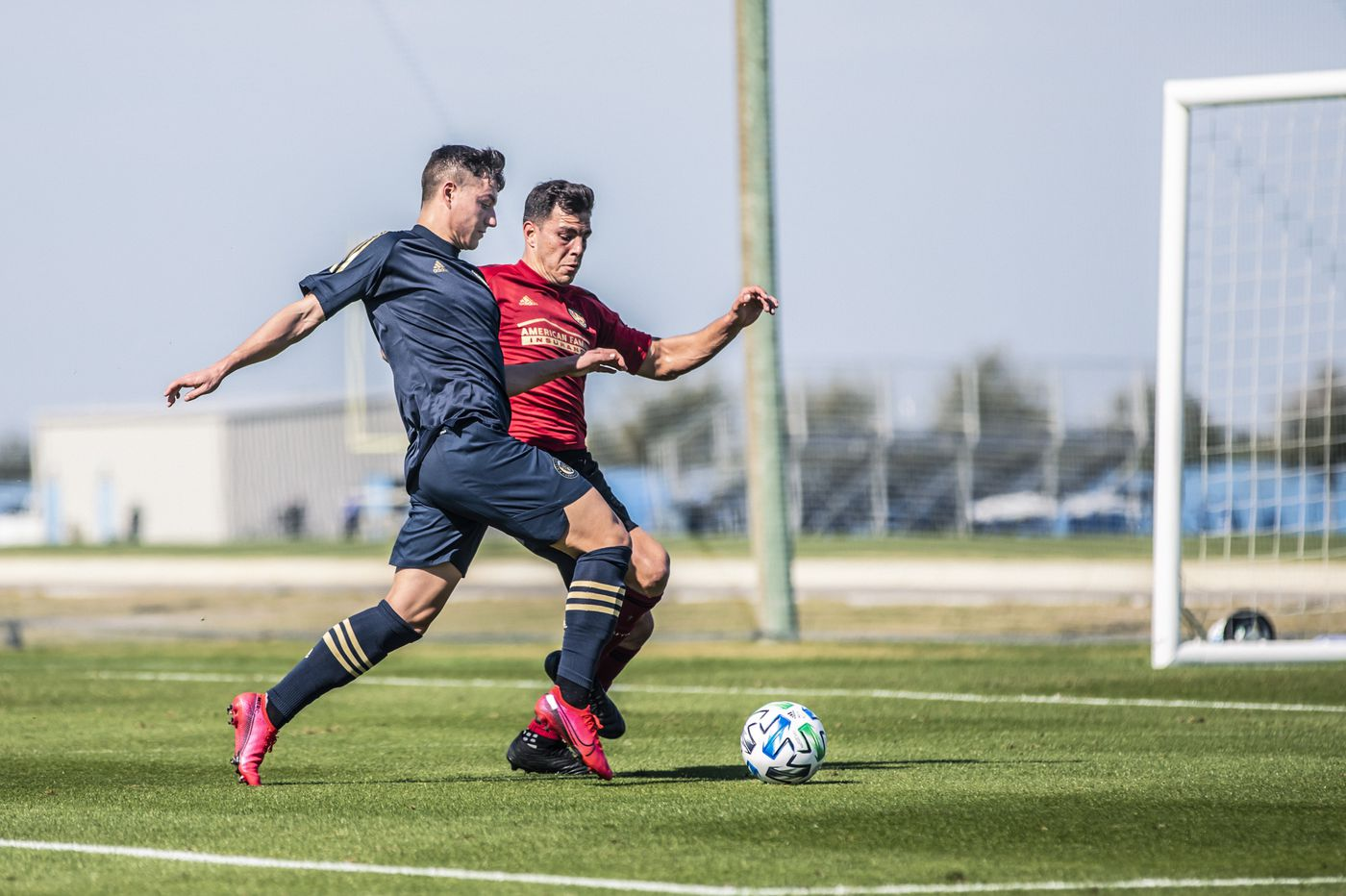 Anthony Fontana has his best chance yet to get regular playing time for the Union