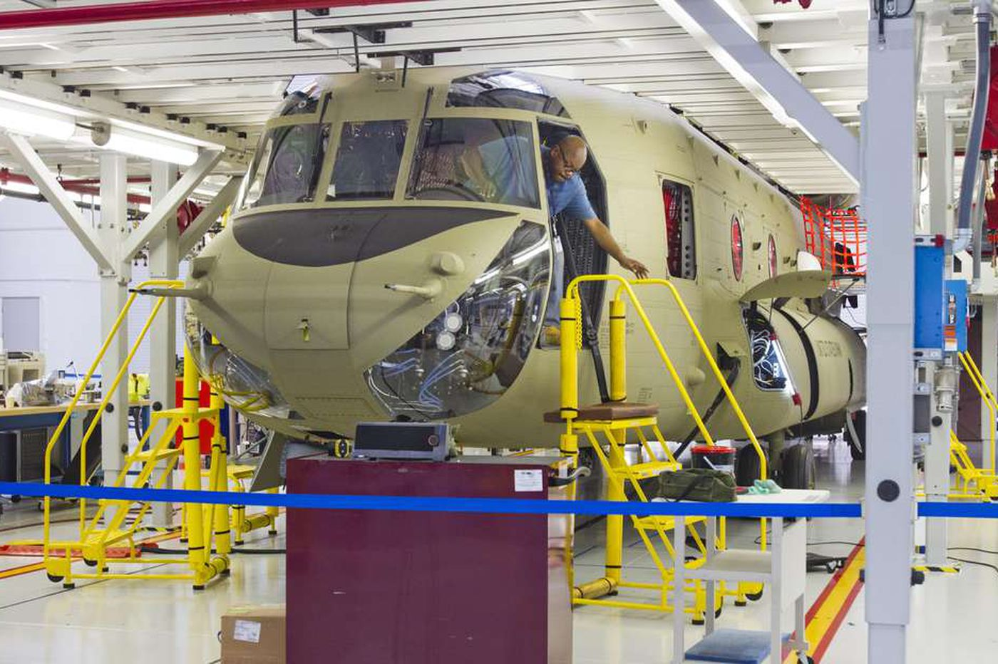 Can Pa. Democrats pressure Pentagon, Congress as GOP did, to save Boeing jobs?