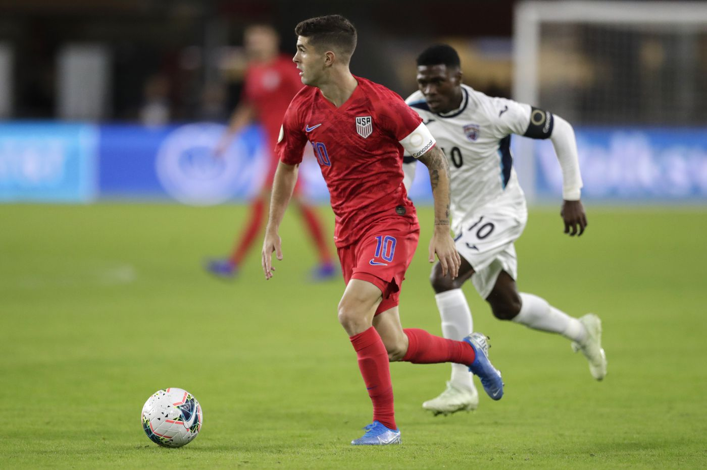 Christian Pulisic, Josh Sargent and Jordan Morris show talent and chemistry in USMNT's win over Cuba