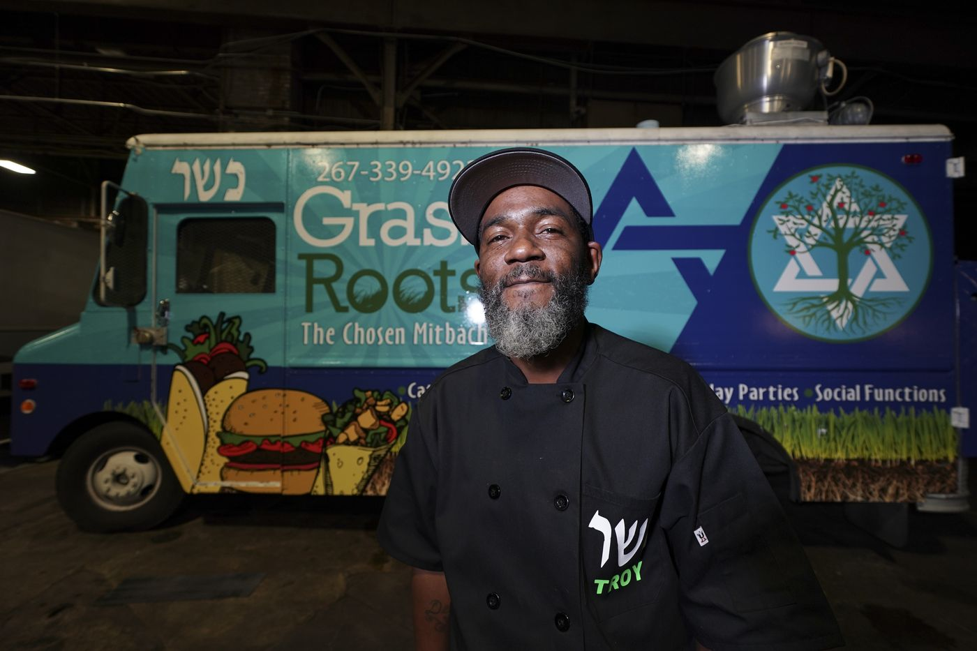 After his son's shooting, a Penn cook plans to roll out a food truck for at-risk kids | Helen Ubiñas