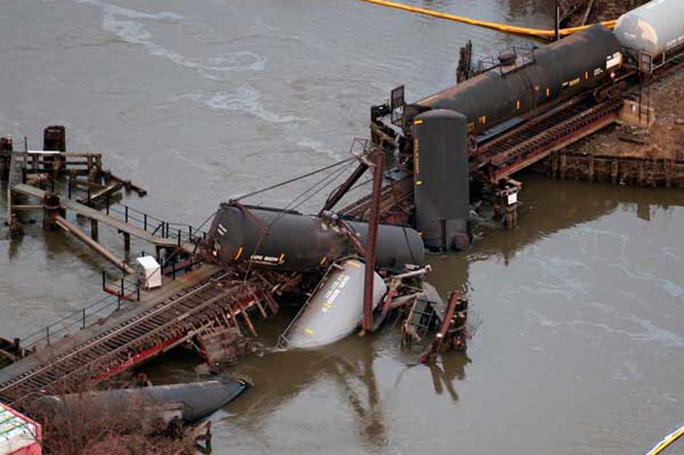 NTSB: Train woes just studied