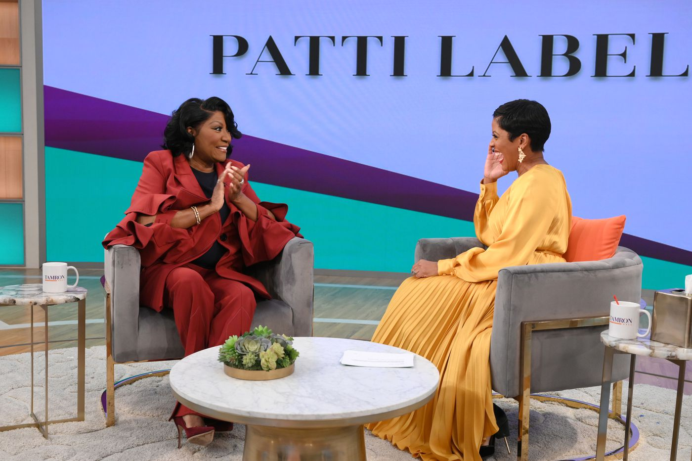 Patti LaBelle's secret to eternal youth? 'It's the Philly in me'