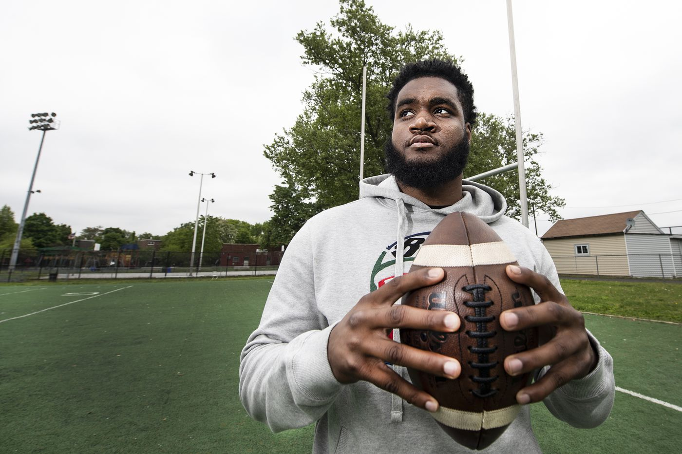 'It changed my life': Shareef Miller's mother and the choice that put him on a path to the Eagles