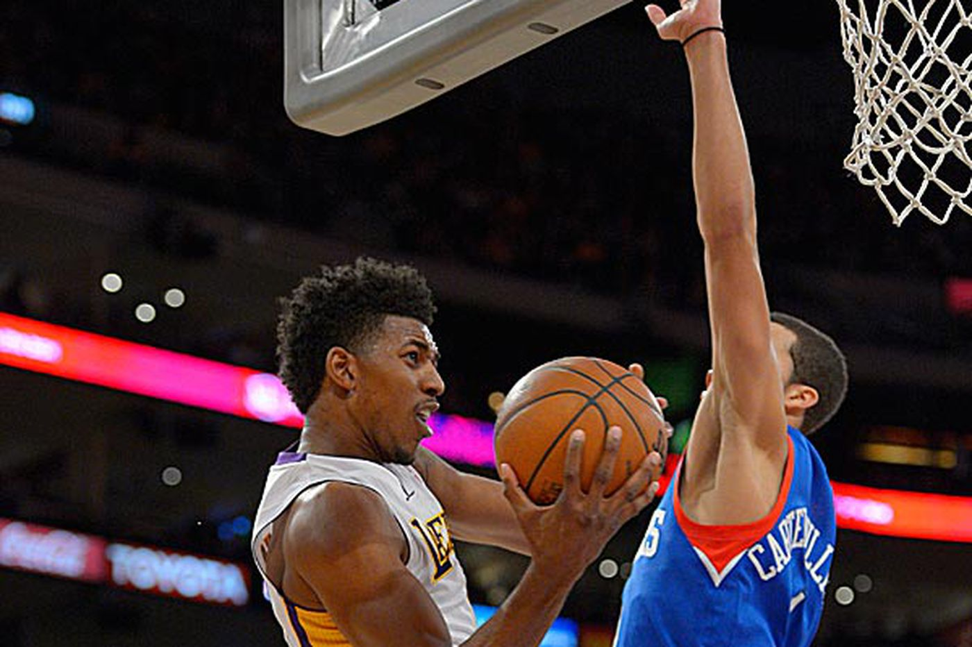 Sixers executed well defensively in win over Lakers