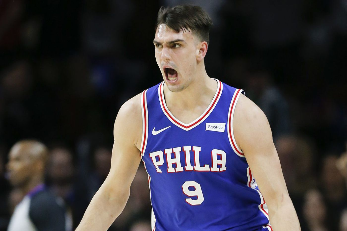 Sixers' Dario Saric is a threat that teams must be prepared to face
