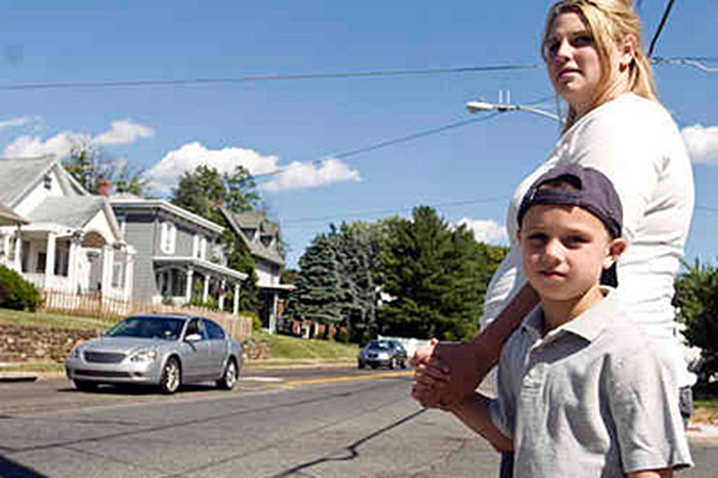 Kindergartner missing from school had walked home